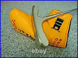Scotty Cameron Bullseye Flange Putter + RARE Classic SC H/C withDivet Tool