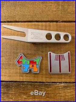 Scotty Cameron Circle T Ball Alignment Tool Ball Marker Repair Tool Dog-RARE