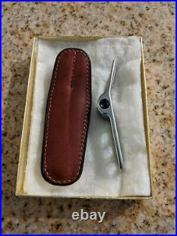 Scotty Cameron Divot/Pivot Tool Stainless Steel with Leather Holster