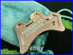 Scotty Cameron Dog Masters Tiffany Cookie Cutter Putter Golf Ball Marker/Tool