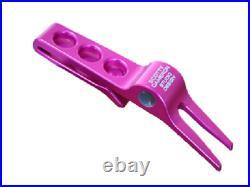 Scotty Cameron Endless Summer Clip Pivot Tool Pink Golf Rare