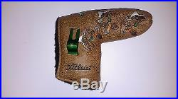 Scotty Cameron Flying Ducks Putter Cover withPivot Tool NOOB