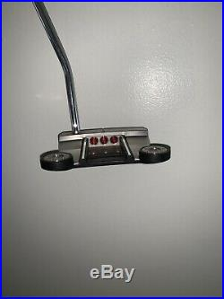 Scotty Cameron Futura 6m 35 Right Handed With Tool And Extra Weights