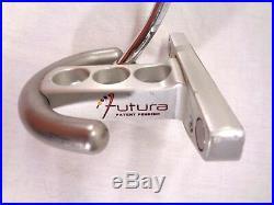 Scotty Cameron Futura Putter 35 All Original With Headcover/ no divot tool