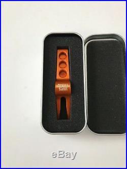 Scotty Cameron Gallery Wave Vibes Orange/Silver Clip Pivot Tool