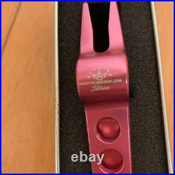 Scotty Cameron Golf Ball Marker Repair Divot Tool My Girl with Case Unused167/MN