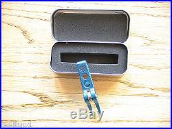 Scotty Cameron High Roller Clip Pivot Divot Tool Electric Blue Rare New Pga