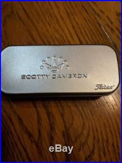 Scotty Cameron High Roller Clip Pivot Divot Tool Gray New In Tin