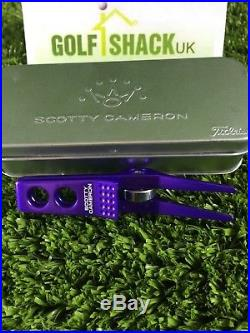 Scotty Cameron High Roller Pitch Mark Repair Collectable Pivot Tool (2886)