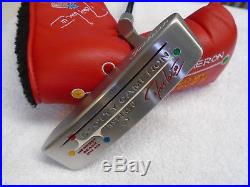 Scotty Cameron Inspired By Davis Love III Newport Beach Putter withCover & Tool