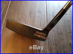 Scotty Cameron JAT Just A Thought Prototype, Pivot Tool, Cover