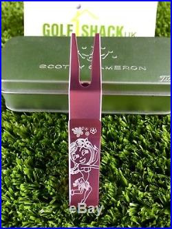 Scotty Cameron Japan Pitch Mark Repair Highly Collectable Pivot Tool (2866)