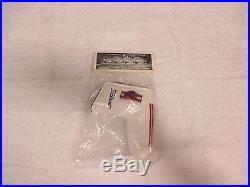 Scotty Cameron Large USA Flag Cover Set Red White Blue 9/11 Divot Tools Nib