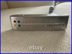 Scotty Cameron Newport 2 33 Headcover and Divot repair tool
