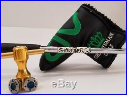Scotty Cameron Newport 2.6 custom shop junk yard dog extra 40 gram weights tool