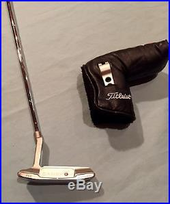 Scotty Cameron Newport 2 Putter 34 With Headcover & Pivot Tool