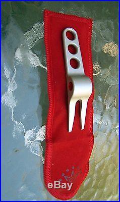 Scotty Cameron Newport 2 Studio Stainless, original putter cover, new pivot tool