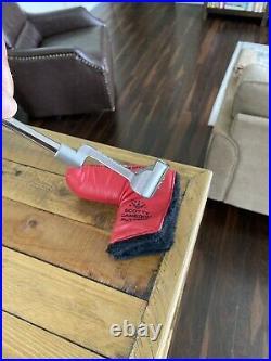 Scotty Cameron Newport Beach- All Original- Custom Headcover & Divot Tool