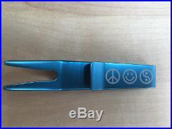 Scotty Cameron Pivot Divot Tool -PEACE SMILEY YING YANG- TOUR Rare MID 2000's