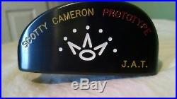 Scotty Cameron Prototype JAT Studio Design ORIGINAL Grip Cover Divot Tool