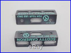 Scotty Cameron Putter Tool Tiffany Blue