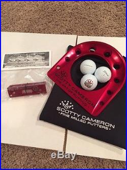 Scotty Cameron Putting Cup Kit & Alignment Tool, Matching