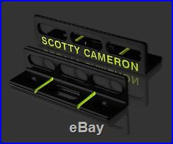 Scotty Cameron Putting Path Tool 2016 Black Lime CT Circle T Titleist New