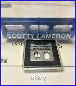 Scotty Cameron Putting Path Training tool and Alignment marker combo