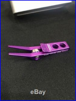 Scotty Cameron Pybot Tool & Case Set (New) Roller/Purple Scotty Cameron Putter