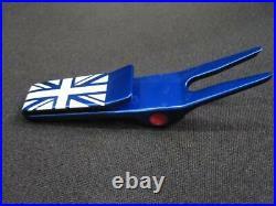 Scotty Cameron Pybot Tool ampampamp Case Set (New) Union Jack Sc Cam