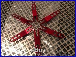 Scotty Cameron Red Pivot Tool Snow Flake Christmas Ornament Rare New Gallery