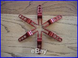 Scotty Cameron Red Pivot Tool Snow Flake Christmas Ornament Rare Very New PGA
