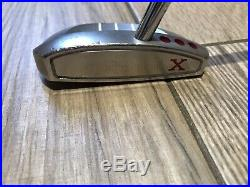 Scotty Cameron Red X Putter Brand New Scotty Cameron Cord Grip + Cover + Tool