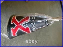 Scotty Cameron Red X putter cover withdivot repair tool new in package