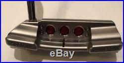 Scotty Cameron Select Newport 2 Notchback, RH, 33inch, 7PRO V1s, Tool & Marker