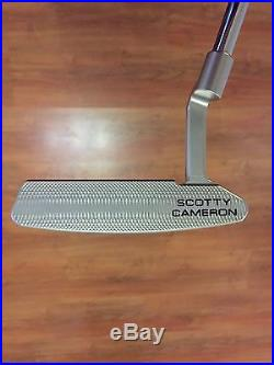 Scotty Cameron Select Newport 2 Putter + Extra Weights/tool