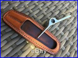 Scotty Cameron Stainless Pivot Tool with Leather Holster