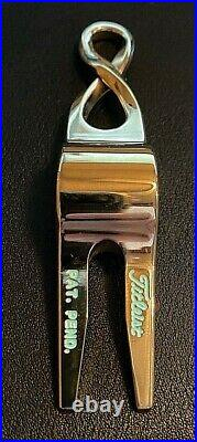 Scotty Cameron Stainless Tiffany Twisty Pivot Tool Chromatic