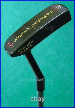 Scotty Cameron Studio Design 3.5 35 Putter Golf Club with Headcover & Divot Tool