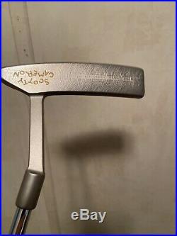 Scotty Cameron Studio Design 3.5 Cameron Grip & 34 Length With H/C & Divo Tool