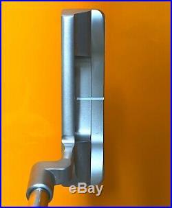 Scotty Cameron Studio Stainless 303 Newport Putter 35 Headcover Pivot Tool