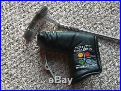 Scotty Cameron Studio Style 35 RH + HC and Divot Tool