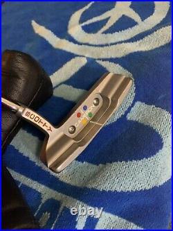 Scotty Cameron Studio Style Newport 2.5 Stainless +HC wDivot Tool35inRH