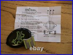 Scotty Cameron Titleist Junk Yard Bull Dog Blue Ball Marker Lime Green Tool PGA
