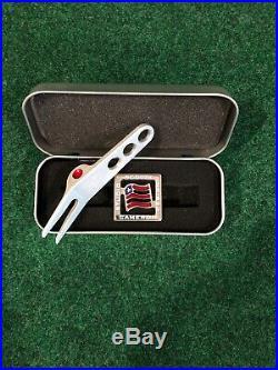 Scotty Cameron USA Package Pivot Tool & Ball Marker Set Brand New Set Up Rare