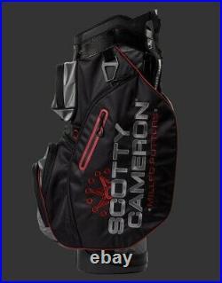 Scotty Cameron Vegas 2020 Bag, Headcovers, and Divot Tool