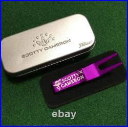 Scotty Cameron Wasabi design pivot tool lTokyo Gallery Limited Golf Putter NINJA