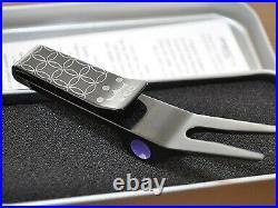 Stock Easy Response Tomorrow Scotty Cameron Pivot Tool Crown Geolux Black