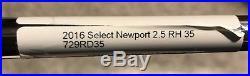 Titleist Scotty Cameron 2016 Select Newport 2.5/ 35 Bonus tool extra weights
