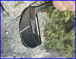 Titleist Scotty Cameron JAT Prototype Putter New! With HC And Tool CLASSIC 35in